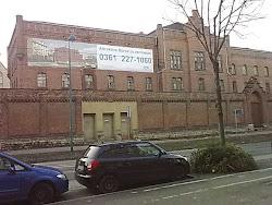 Ehemaliges Gefängnis und Stasi-Haftanstalt am Domplatz