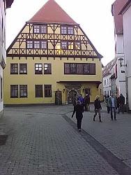 Das Erfurter Hochzeitshaus