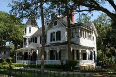 Explore southern history ocala historic district ocala for Victorian homes for sale florida