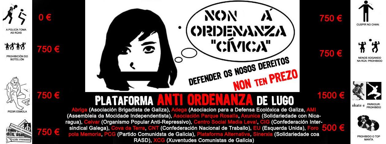 Ordenanza cívica de Lugo