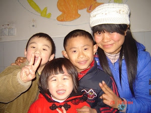 Jingmen children