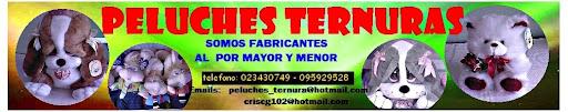 PELUCHES TERNURAS QUITO ECUADOR
