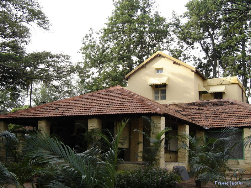 Roerich Estate Bungalow