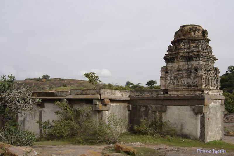 Old Temple near Savandurga