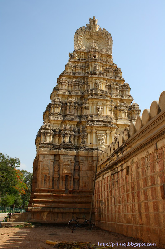 Tower of Sri Ranganathaswamy Temple