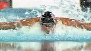 Michael Phelps American Swimmer In Olympics