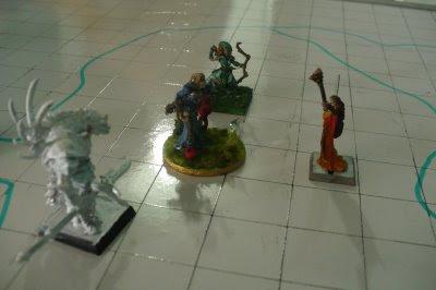 Rakan, Rubi, Elaruil e a tia da Elaruil