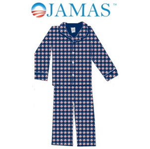 obama pyjamas