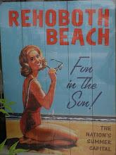 visit the beach