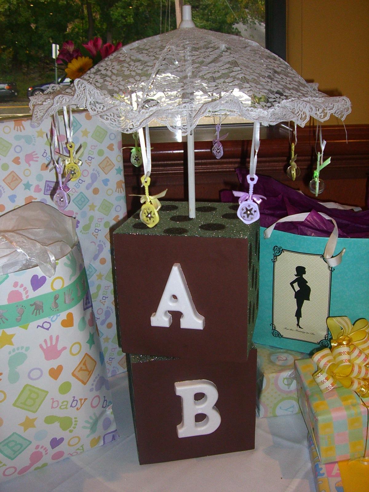 How to Make Baby Shower Umbrellas How to Make Baby Shower Umbrellas new picture