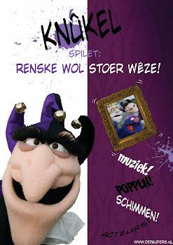 Renske wol stoer wêze!