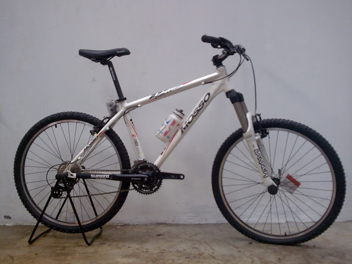 For sale Fullbike MOSSO new 100%