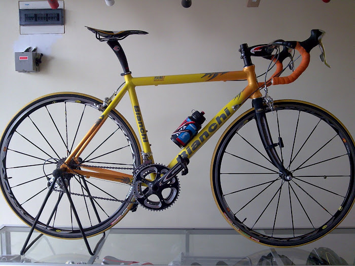 FOR SALE : BIANCHI Limited Edition 2nd