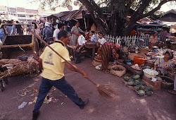 Pasar Kanoman Tempo Dulu