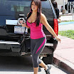 JWoWW Walk & Workout in Tight Outfits