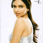 Deepika Padukone on the Cover of 'The Man' Mag