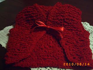 Download modelitos de chalecos para niñas tejidos a dos agujas, en