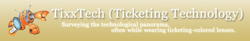 TixxTech (Ticketing Technology)