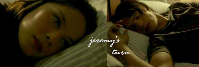 jeremy's turn