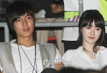 minsun couple in public