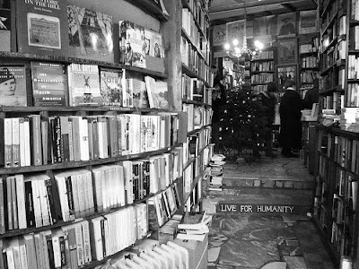 Inside Shakespeare & Co