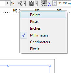 Ruler Units to Points