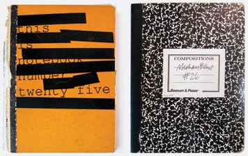Michael Beirut's Notebooks