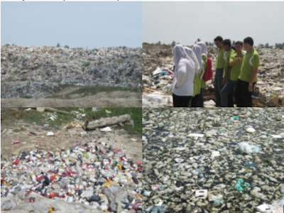 visit to landfill and recycling centre