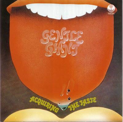 Gentle Giant - Acquiring the Taste (1971), 320 kbps