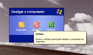 Desligue o pc de seu amigo pelo MSN Dopcdoa