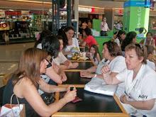 Fotos de reunión bloguera del 19/12/08