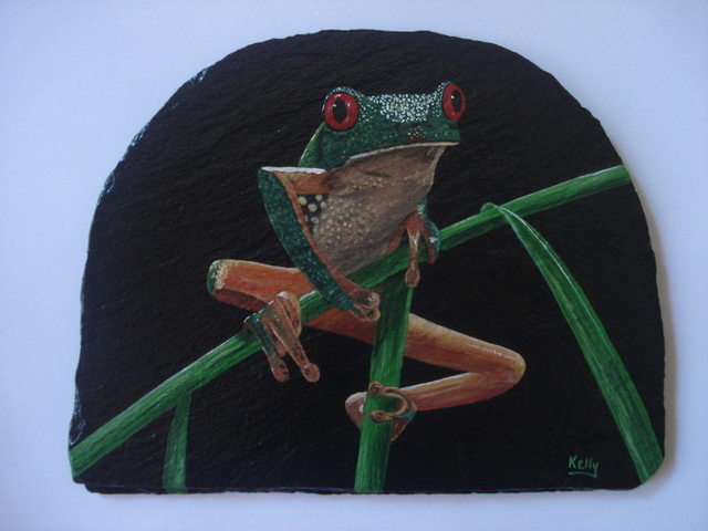 [treefrog]