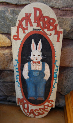 Auntie Sally's Rabbit Cupboard