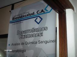 Laboratorio Clinico Biovidasalud C.A.