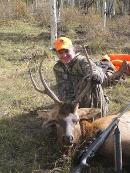 Chet's First Elk Hunt 2009
