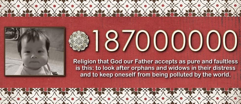 187 Million Orphans...