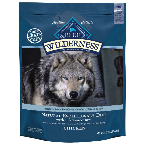 Natural Balance Dog Food Coupons >> The Review Dog 2017: Blue Wilderness Dog Food Review - Balance Diet Required For Good Health!