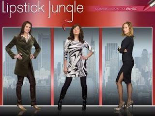 lipstickJungle Lipstick Jungle   1ª e 2ª Temporada   RMVB Legendado