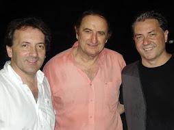 """Los Mackay y Arnaldo """"Cachaza"""" Gil"""