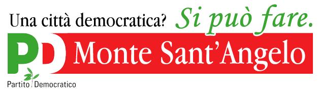 Partito Democratico Circolo di Monte Sant'Angelo