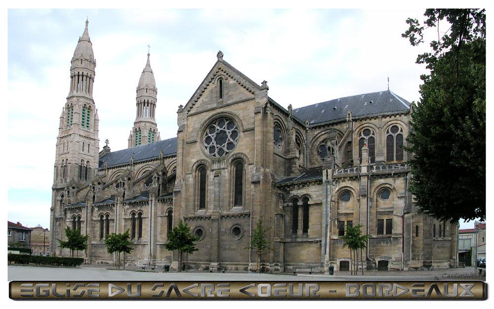 Eglise du Sacré Coeur - Bordeaux