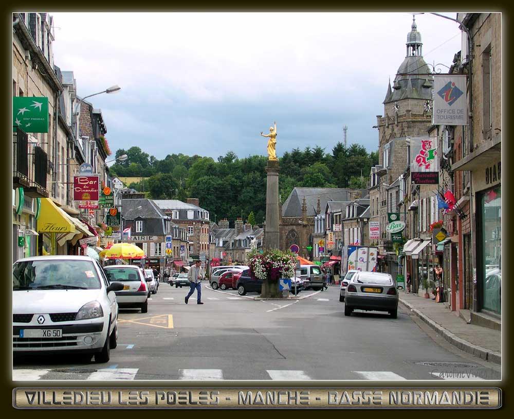 Villedieu les Poêles - Manche - Basse Normandie