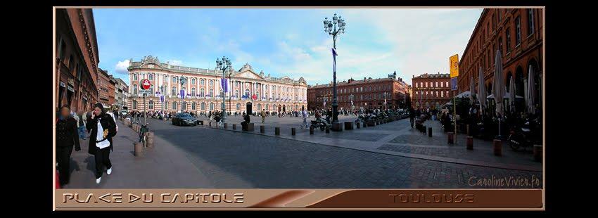 La Place du Capitole de Toulouse