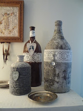 Romantiska Flaskor