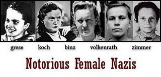 nazi girls women Ss