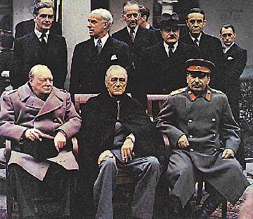 an introduction to the history of the yalta conference This subject file focuses on the history of the cold war, a strategic and  ideological conflict that opposed the western bloc, led by the united states, and  the.