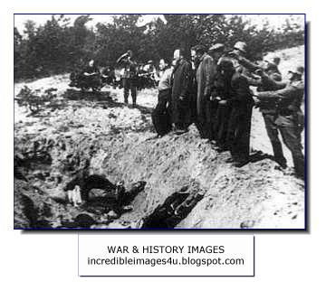 German film Einsatzgruppen prepare execution