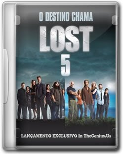 Lost  5° Temporada Completa DVDRip XviD (Dual Audio)