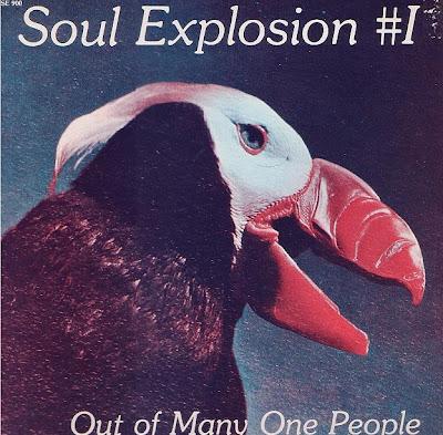 Soul Explosion Band. dans Soul Explosion Band front