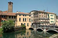 Treviso Marathon downtown